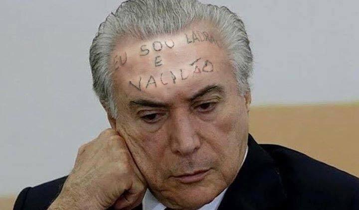 """Brasil, o país onde tatuador de bandido vai preso e quem rouba milhões é absolvido pela """"justiça"""""""